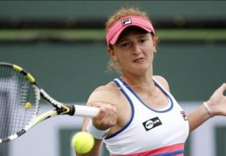 Irina Begu, eliminata de la Wimbledon dupa un meci cu rasturnari de situatie