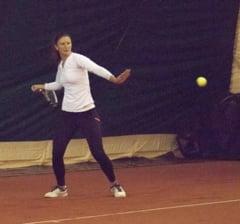 Irina Begu, eliminata in primul tur la Roma