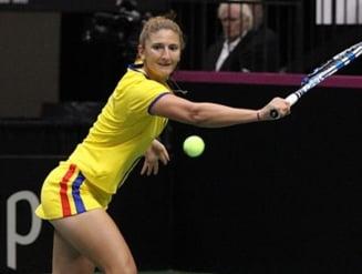 Irina Begu, eliminata in sferturile de finala de la Madrid