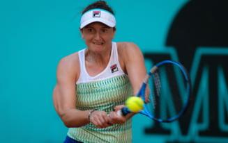 Irina Begu, eliminata in turul trei de la Roland Garros