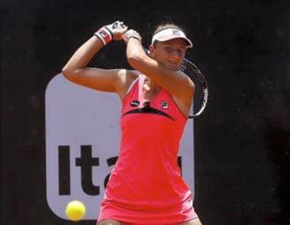 Irina Begu, eliminata la St. Petersburg