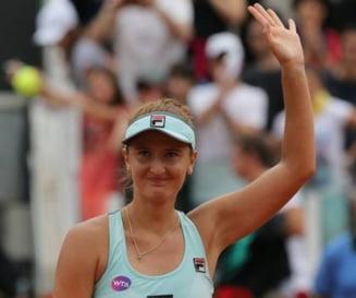 Irina Begu, in cadere libera in clasamentul WTA