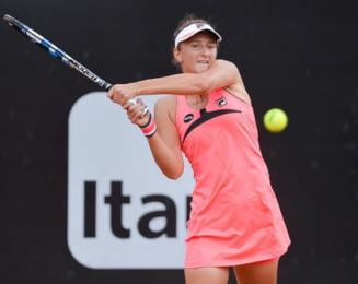 Irina Begu, infrangere dureroasa in semifinale la Rio Open
