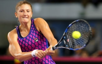 Irina Begu, invinsa de Serena Williams in semifinalele de la Roma