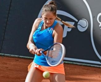 Irina Begu, invinsa dramatic in sferturi la Charleston - Iata pe ce loc urca in clasamentul WTA