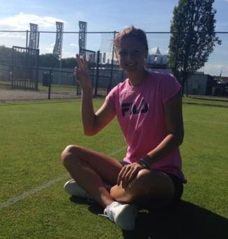 Irina Begu, probleme la Madrid: Face orice sa te sicaneze