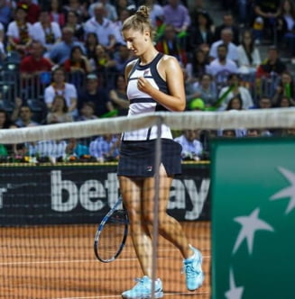 Irina Begu, victorie la Roland Garros dupa un meci de poveste