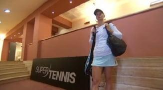 Irina Begu a glumit dupa calificarea in optimi la Roland Garros - de ce a pierdut setul secund