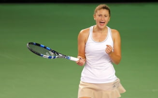 Irina Begu a intrecut-o in clasamentul WTA pe finalista de la Roland Garros 2015