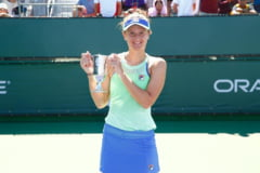 Irina Begu a invins-o pe Sevastova si s-a calificat in turul doi la turneul de la Praga