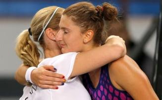 Irina Begu a izbucnit in lacrimi la Roma - sportiva noastra explica motivul