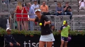 Irina Begu ajunge spectaculos in optimi la Roland Garros
