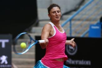 Irina Begu avanseaza la Roma dupa o revenire superba