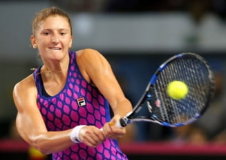 Irina Begu avanseaza la Wimbledon dupa un final fulminant
