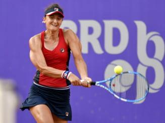 Irina Begu castiga un trofeu la Cairo si revine in prima suta mondiala WTA