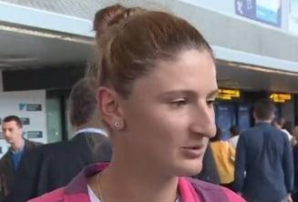 Irina Begu dezvaluie dialogul cu Serena Williams de dupa meciul de la Roma - ce obiectiv si-a stabilit