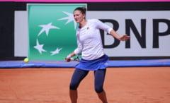 Irina Begu ii transmite un mesaj Johannei Konta dupa ce a plans in hohote pe terenul de tenis