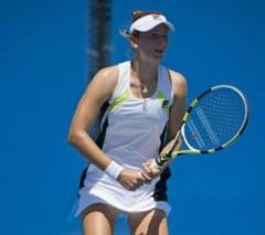 Irina Begu s-a calificat in sferturi la Bucharest Open