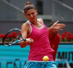 Irina Begu s-a retras in primul tur la Nurnberg