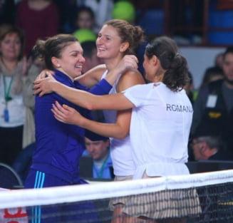 Irina Begu sare in apararea Simonei Halep dupa eliminarea de la Madrid: Se mai intampla