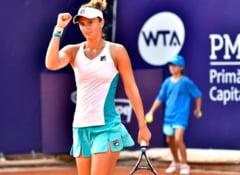 Irina Begu se califica in optimile turneului de la Moscova