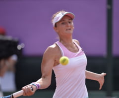 Irina Begu se califica in sferturi la Hobart dupa un meci fenomenal