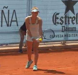 Irina Begu se califica in sferturi la Madrid dupa un meci maraton
