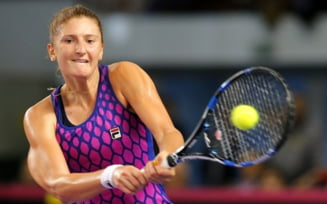 Irina Begu se califica in sferturi la Roma dupa o victorie superba
