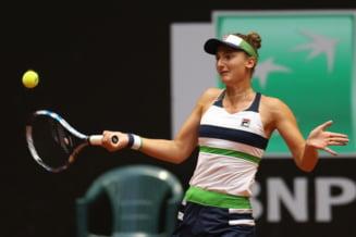 Irina Begu se califica in sferturile de finala la Roland Garros in proba de dublu