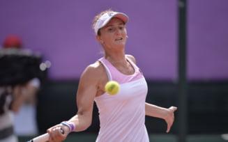 Irina Begu se prabuseste in clasamentul WTA dupa eliminarea de la Bucuresti