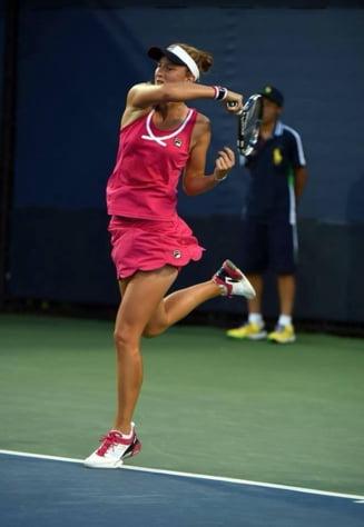 Irina Begu si Monica Niculescu, in semifinale la Wuhan
