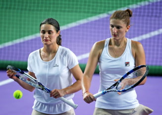 Irina Begu si Monica Niculescu aduc primul trofeu pentru tenisul romanesc din 2019