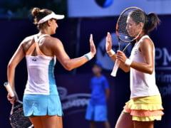 Irina Begu si Raluca Olaru pierd finala WTA de la Taskent