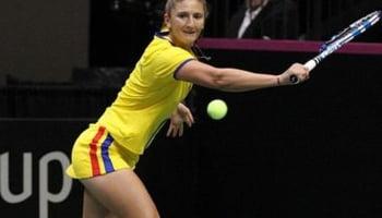 Irina Begu la Wimbledon