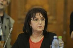 Irina Radu la RFI: Va veni ziua in care Liviu Dragnea o sa-mi ceara scuze