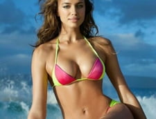 Irina Shayk, mai sexy ca niciodata si pregatita de casatorie
