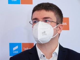 """Irinel Darău, senatorul USR PLUS ieșit pe locul 3 la alegerile interne: """"Nu voi susține niciun candidat în turul 2"""""""