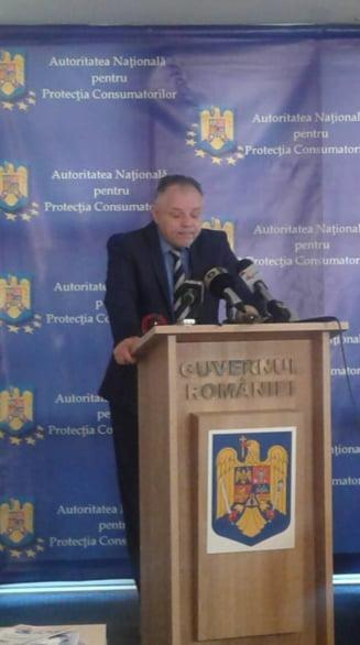 Iritat de intrebarile presei, presedintele ANPC s-a luat la cearta cu ziaristii. Badalau l-a pus la punct