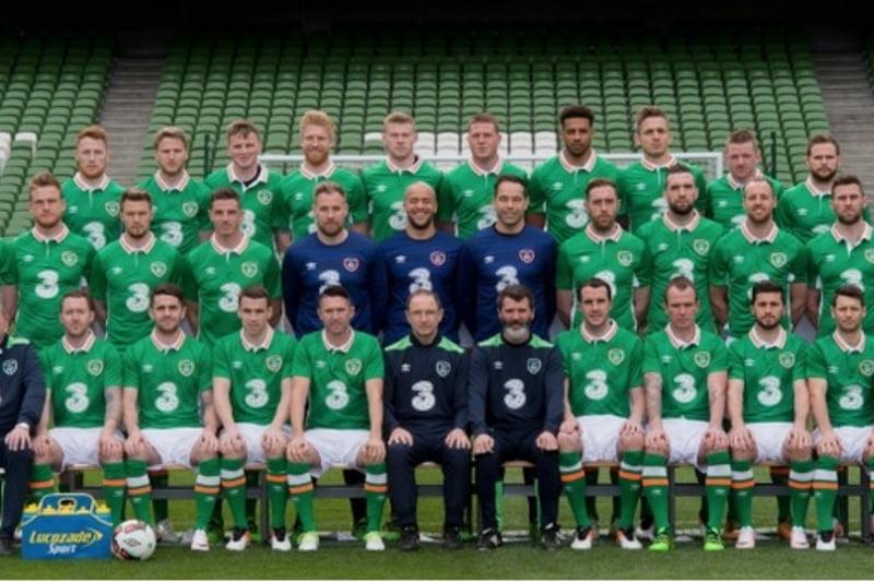 Irlanda: Prezentarea echipei si lotul de jucatori