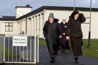 Irlanda unita, Regatul Unit dezbinat? Nationalistii sunt pe primul loc in sondaje