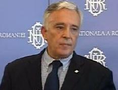 Isarescu: BNR va stabiliza rezerva valutara