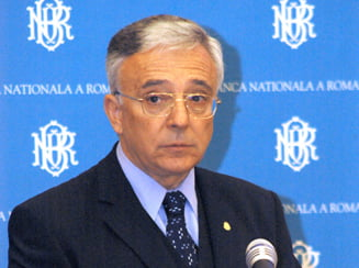 Isarescu: Guvernanta economica inseamna disciplina