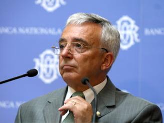 Isarescu: Romania n-ar trebui sa mai incheie un nou acord cu FMI