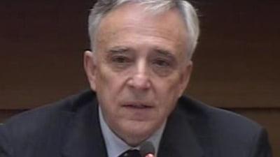 Isarescu: Trecerea de la leu la euro nu inseamna slabirea monedei nationale