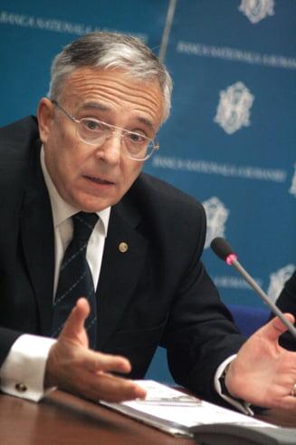 Isarescu, despre acordul cu FMI: Ne trebuie un avocat al diavolului pentru a vinde credibil reforma fiscala