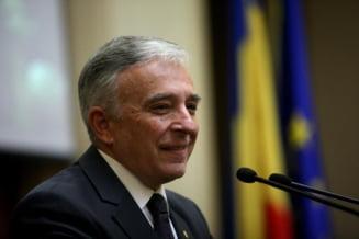 Isarescu, despre socotelile politicienilor cheltuitori: Sa-i las o situatie buna celui care vine dupa mine?