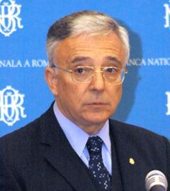 Isarescu, reales presedinte al Comitetului National pentru Stabilitate Financiara