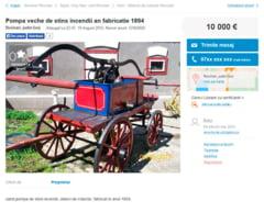 Isi vinde COMOARA familiei pe OLX cu 10 mii de euro!
