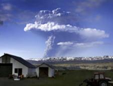 Islanda si-a inchis cel mai mare aeroport, dupa eruptia vulcanului