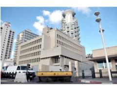 Israel: Un atacator a injunghiat un gardian al ambasadei SUA la Tel Aviv